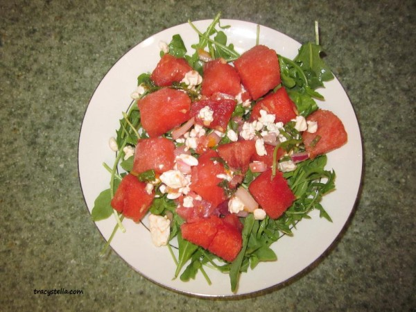 Watermelon Salad 3 CAPTIONED