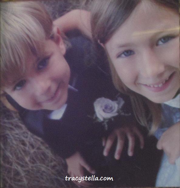 The twins, Mathew & Addison