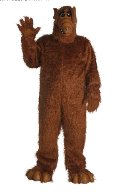 Photo Source:   http://www.babble.com/celebrity/halloween-flashback-the-best-pop-culture-halloween-costumes-of-the-80s-photos/#alf