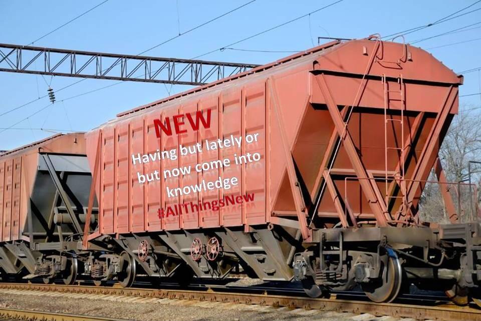 Train Car All Things New #2 #5958352_m purchased 123rf.com