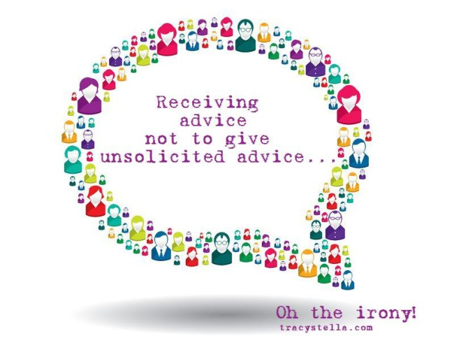 Unsolicited Advice 16293313_m purch 123rf.com modified