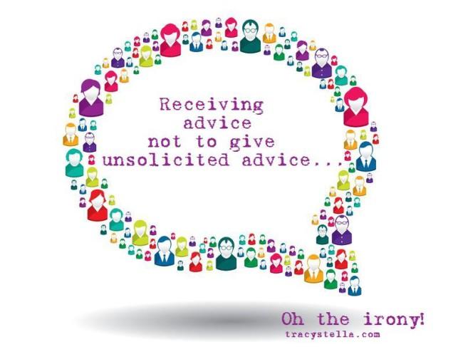 Unsolicited Advice 16293313_m purch 123rf.com modified