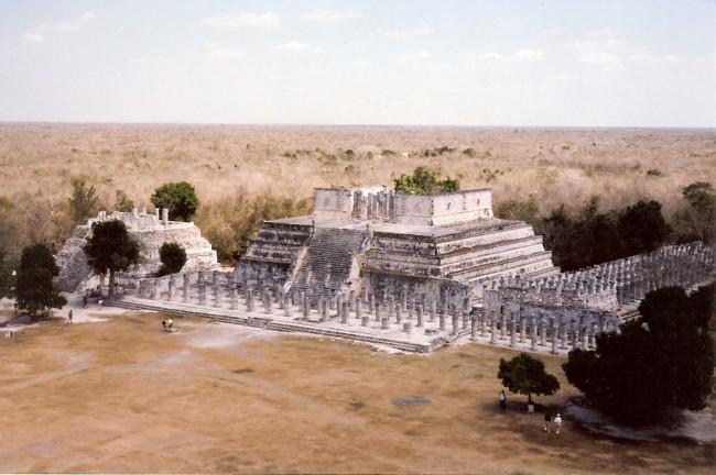 Chitzinitza Mayan Ruin - tracystella.com