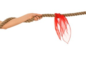 What happens when we stop playing tug of war with God?