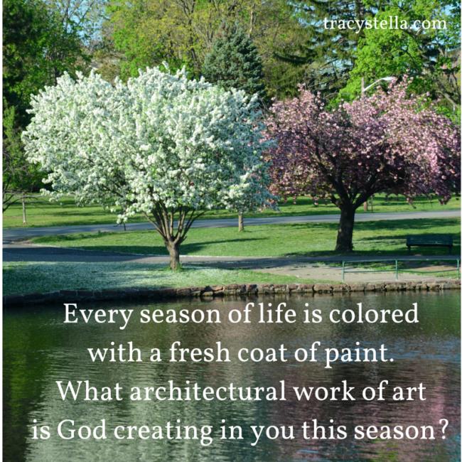 A fresh coat of paint